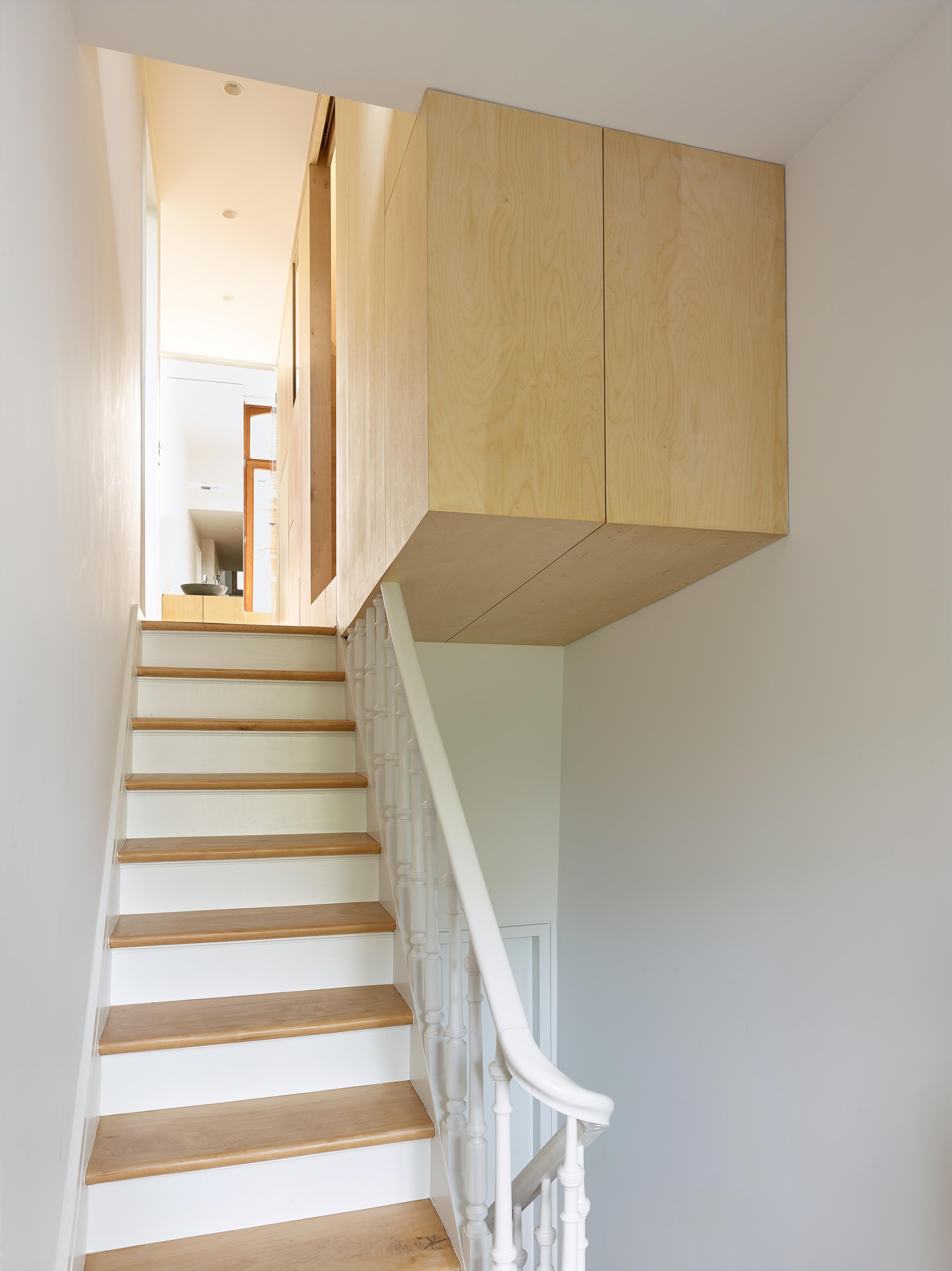 Extension/rénovation maison mitoyenne | EB Architecture