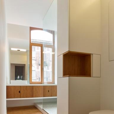 Aménagement salle-de-bain Bruxelles