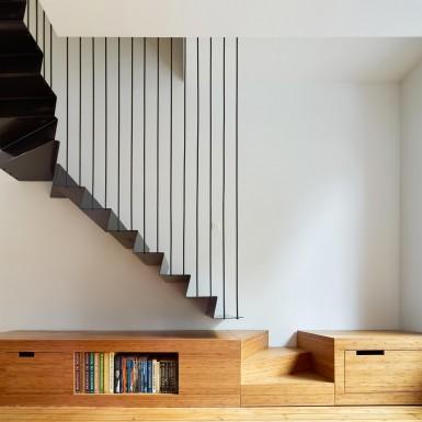 Escalier Schaerbeek