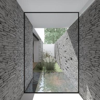 Maison neuve en Belgique