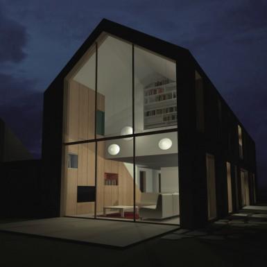 Nouvelle maison Wallonie