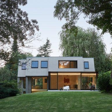 Rénovation villa en Flandre