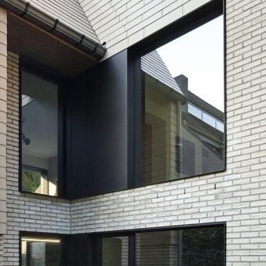 Rénovation villa en Belgique