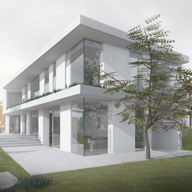 Rénovation, transformation d'une maison à Bruxelles