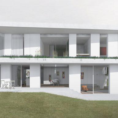 Transformation maison à Bruxelles